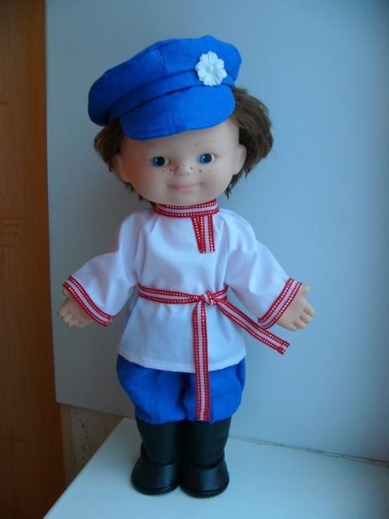 Шьем национальный костюм для