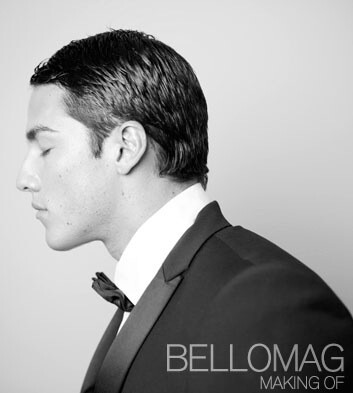 Фотосессия для BELLOmag