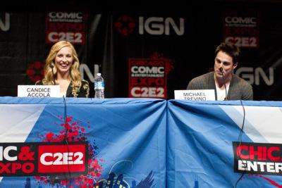 Chicago Comic & Entertainment Expo [новые фото]