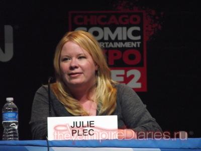 Джули Плек: в финале многие персонажи окажутся в большой опасности