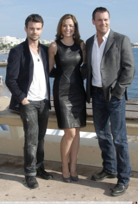 Photocall for the TV series 'Saving Hope' [8 октября]