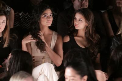 Mercedes-Benz Fashion Week Fall 2012 [11 февраля]