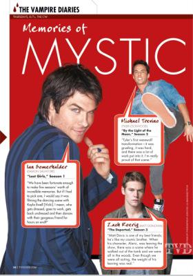 TV Guide Magazine's 2014 Comic-Con Special Edition [Перевод сканов]