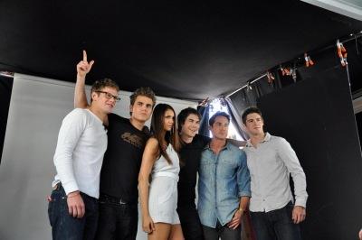 TV Guide Magazine's Comic-Con Yacht [Новые фото]
