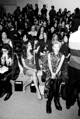 Mercedes Benz Fashion Week - Mara Hoffman Fashion Show [11-12 февраля]