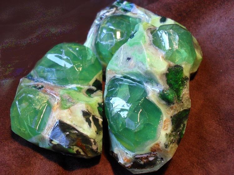 Мыло камень своими руками