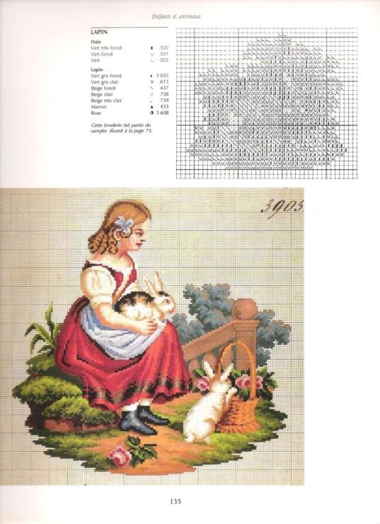 Схемы старинной вышивки 53