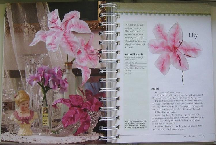 Рукоделие/Вышивка лентами,цветы из лент и ткани. поставить ссылку.