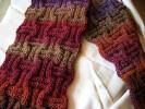 Рхемы вязания шапок и шарфов - Вязание крючком, мотивы. уголок yoshta.