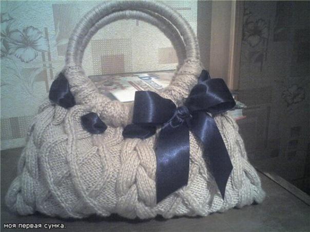 Вязанные сумки спицами схемы, вязаные платья с коротким рукавом.