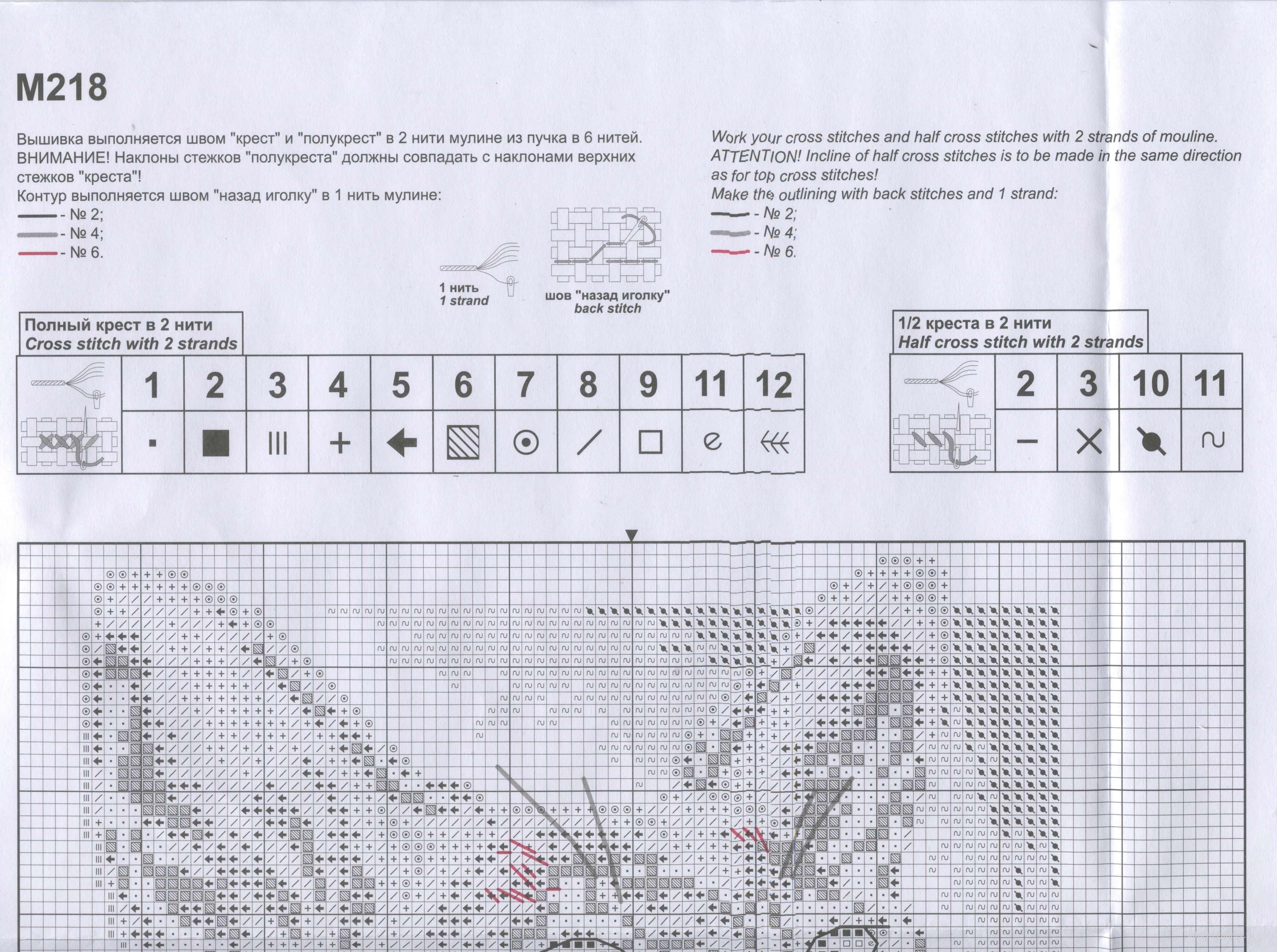 схема сфинкса из бумаги