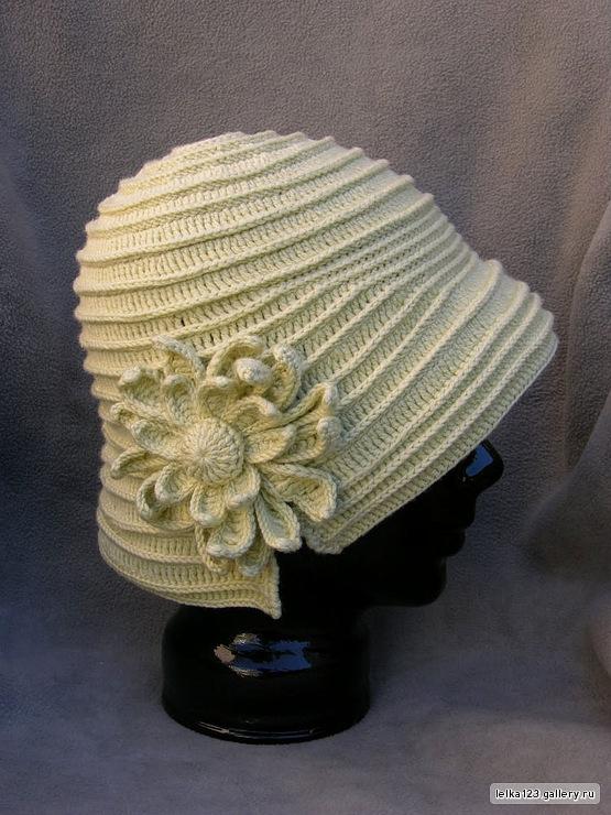 Описание: шляпы из крючка - Куртки.