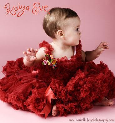 Родилась принцессочка на радость мамочке и папочке!
