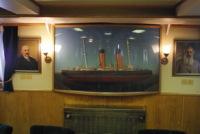 Музей. Ледокол Красин. 2011.