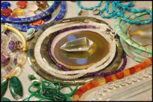 Выствка в Манеже «Мир камня». Март 2011.