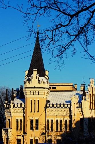 Киев. Замок Рышарда.