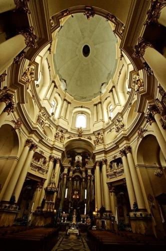 Львов. Доминиканский собор.