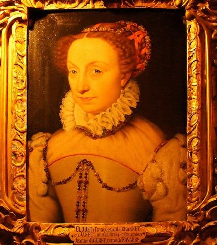Жанна д'Альбре.