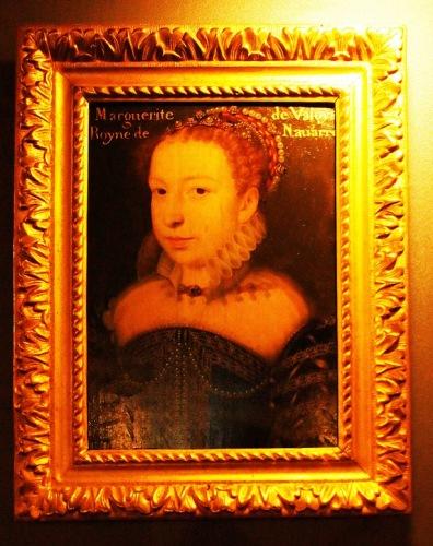 Маргарита Валуа, королева Наваррская.