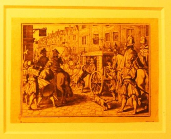 Убийство Генриха IV Франсуа Равальяком.