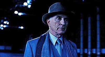 Суперагент Топмсон - на него были последние надежды Бюро.