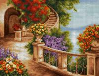 предпросмотр. таблица цветов.  Автор схемы.  0. Minin. оригинал.  Размеры: 190 x 147 крестов Картинки.
