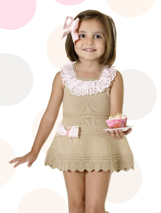 Машинное вязание для детей модели