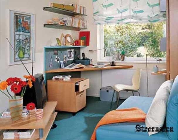 Как правильно расставить мебель в маленькой квартире. - 2 September 2015 - Blog - Sobolevapsychex