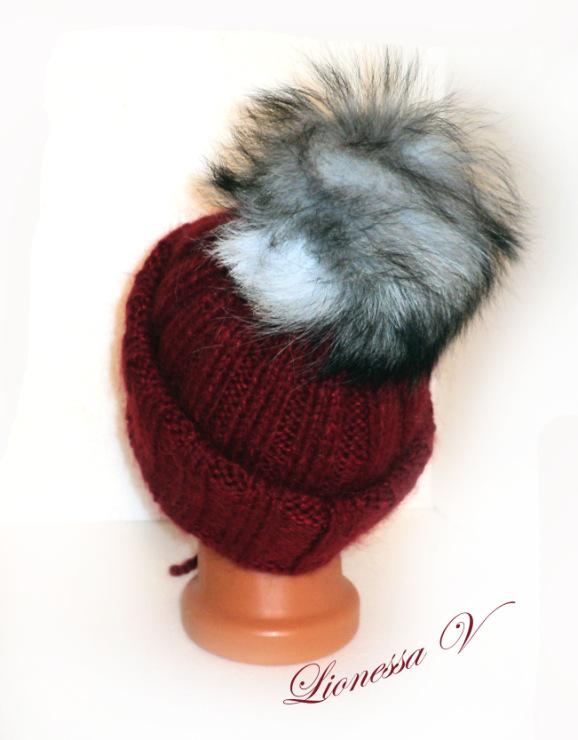 шапки зима женские из соболя.