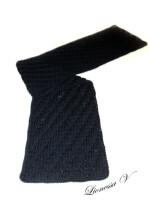 как связать мужской шарф спицами - Выкройки одежды для детей и взрослых.