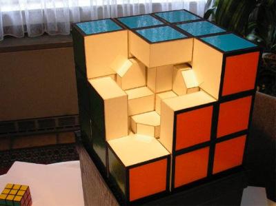 Самый большой Кубик Рубика. cub-rub.ru.