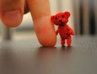 Игрушка Вязание спицами: Мишка Тедди Пряжа.  Фото.
