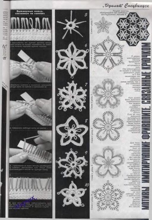 爱尔兰花图解(97) - 柳芯飘雪 - 柳芯飘雪的博客
