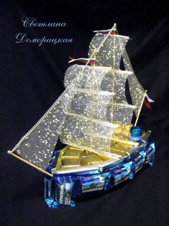 Фото кораблей своими руками