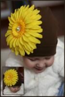Артикул: 5. хлопок 2-слойный,швы на шапочке внутренние цветок съемный...