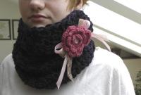 аксессуары шарфы шарф - манишка.