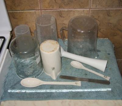 Инструментарий для мыла с нуля