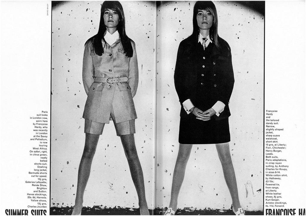 Les tenues étonnantes de Françoise Hardy - Page 2 74091--41856986--u93e56