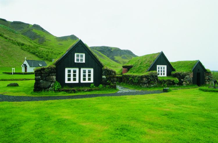 Сага о Исландии (в четырех частях). Часть вторая.