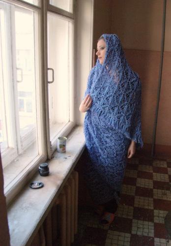 шарф хомут схема вязания схема 16 шарф.