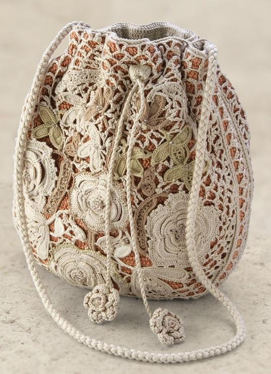 Сумки-торбы и холщёвые пляжные сумки.  Идеи для рукоделия.